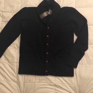 Ralph Lauren boys 100% cashmere sweaters Navy
